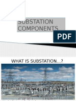 Substation components