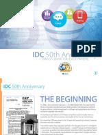 i Dc 50 Th Anniversary