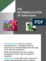2012THE DECRIMINALISATION OF MARIJUANA.pptx