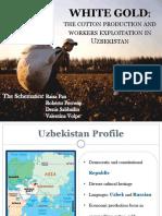 Forcelabour in Uzbekistan