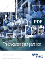The Low-Carbon Steam Plant Room Brochure