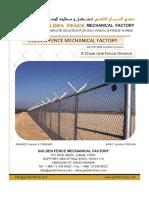 GFMF Fence Brochure