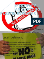 Wajib Membayar Kantong Plastik