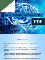 Brain Computer Interface Ppt