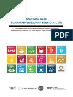 Outcome Document SDGs Bahasa Indonesia