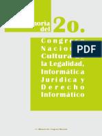 memoria del 2o congreso nacional de cultura de la legalidad informatica juridica y derecho informatico.pdf