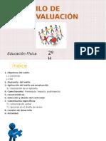 EL ESTILO DE AUTOEVALUACIÓN