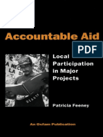 Accountable Aid_Local Participation in Major Projects