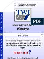 Welding Course Introduction