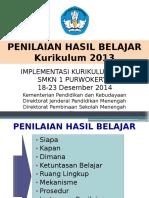 Penilaian K2013