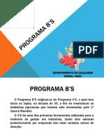 Programa 8's