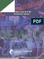 WMK & Demco Butterfly Valve Catalog_D101