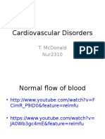 Cardiovascular Disorders Students
