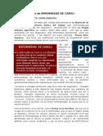 Audio de ENFERMEDAD DE CAROLI.docx
