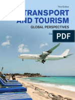 TRANSPORT and Tourism Book