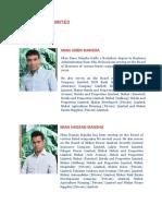 Director List of Nishat