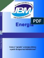 AULA DE FÍSICA - TRABALHO E ENERGIA MECÂNICA - PROF REGINALDO -  1° ANO DO ENSINO MÉDIO