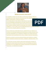BIOGRAFIA RESUMIDA DE TUPAC AMARU II