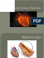 Coronary Heart Disease (NEW)