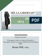 Sobre La Libertad. j.s MILL