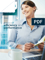 Philips FullGlow 2x2 LED Luminaires Brochure