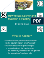 Kosher healthy