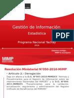 2 Gestion Informacion