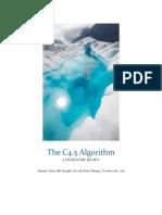 The C4.5 Algorithm