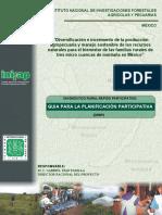 GUIA PARA LA PLANIFICACION PARTICIPATIVA