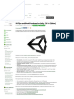 50 Tips and Best Practices for Unity (2016 Edition).pdf
