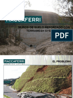 Charla de Terramesh System y Verde