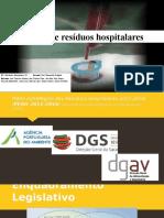 Gestão de Resíduos Hospitalares Final
