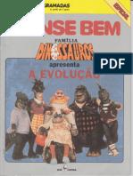 Pense Bem Familia Dinossauros