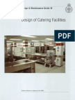 Design of Catering Facilities