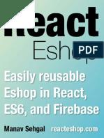 React e Shop