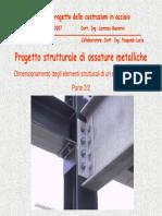 Lucia 2006 [Dimensionamento Degli Elementi Di Un Edificio Multipiano in Acciaio-Part2]
