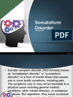 Somatoform
