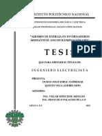 Ahorro de Energia en Invernaderos Mediante El Uso de Iluminación Led