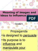 PROPAGANDA STEREOTYPE POINT OF VIEW.ppt