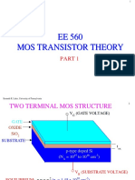 Ee560 Mos Theory p101
