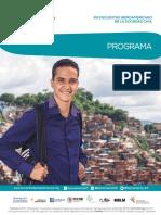 Programa Específico Ibero 14OCT 2016