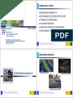 Geodynamics I - Introduction