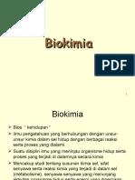 Biohemistry
