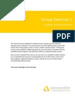 GroupExercise1 Instructions