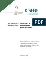 Identificação da dislexia de desenvolvimento segundo o modelo de dupla via - Ana Rita Santos versão final.pdf