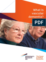What is Vascular Dementia Jan16 WEB