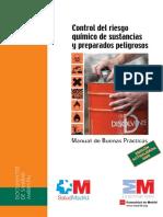 Control Del Riesgo Quimico de SQP Manual Buenas Practicas
