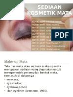 Sediaan Kosmetik Mata