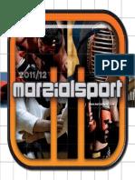 Catalogo Marzialsport 2012