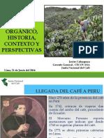 Cafe Organico Historia, Contexto y Perspectivas Jnc